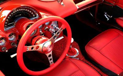 Choisir un couvre volant rouge